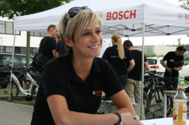 Bosch Sales Manager Claudia Wasko Leaves for US