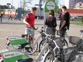 Big Urbanization Trend Boosts Bike Share Systems