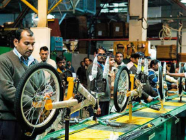 Bangladesh Food Producer Starts Bike Export to EU