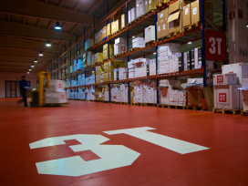 3T Opens New Distribution Center