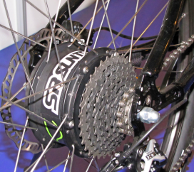Suntour's Next Generation E-bike Motor
