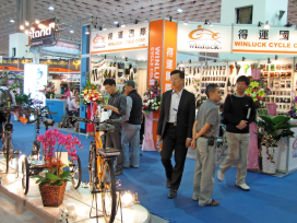 Taipei Int'l Cycle Show Still Fully Booked