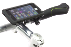BioLogic Bar Mount System for iPhone Hard Case