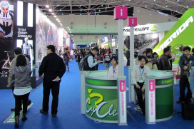 台北國際自行車展國際買主參觀人數再創新高