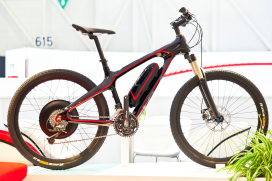 Car Maker Kia Launches E-bikes