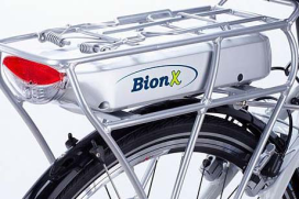 BionX Cooperates With Battery Condition Test