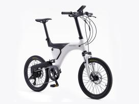 Darfon's Award Winning PS1 E-bike