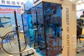 Holland Mechanics Robotizes Wheelbuilding