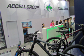 Accell Starts 2014 with Higher Revenue & Result
