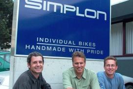 私募股權公司接管Simplon
