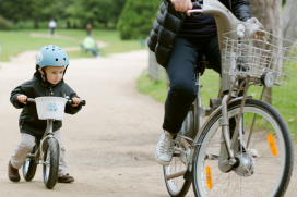 Velib Bike Hire Starts Kids' Rental Program