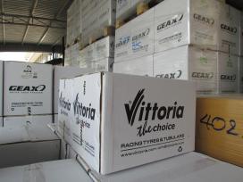 Vittoria Changes Brand Strategy