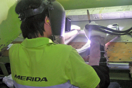 Newly Upgraded Merida Facility Begins Production