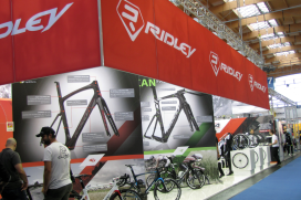 Ideal Taiwan and LRM Invest In Ridley Bikes