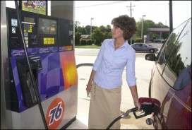 Drivers Unfazed by Gas Prices
