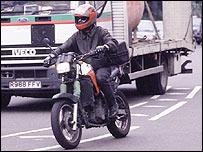 UK Motorcycle Sales Drop 13% in April