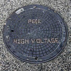 City Trials no-skid Manhole Cover