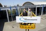 Construction of New Halls Started in Friedrichshafen