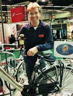 French Award for Dutch City Bike