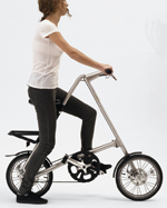 Ming Cycles Steps into Folding Bikes