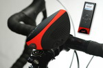 Wireless bicycle speaker for iPod