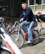 German Call a Bike: Expansion