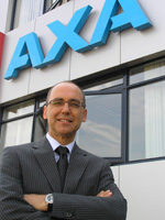 New Axa Stenman MD and CEO