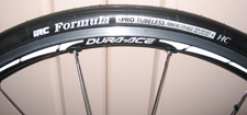 IRC Road-Tubeless Tyres