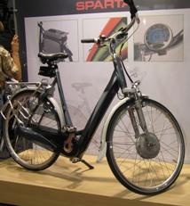 European e-Bike Leader Launches Next Generation IONs