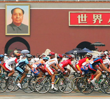 China's Bike Export Leveling Off, But…..
