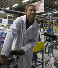 Gazelle Switching to Lean Production
