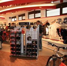 Alpha Bikes Opened Specialized Concept Store in Munich