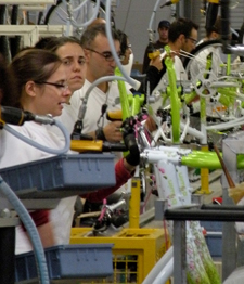 Europe's Biggest Bike Facility Opened