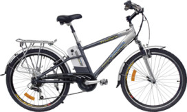 UK e-Bike Launched In Mainland Europe