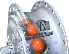 NuVinci Gear Hubs Enters New Phase
