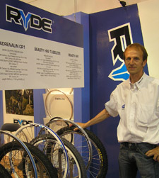 Rigida Launches Ryde Wheelsets