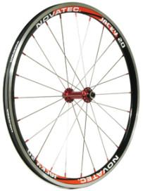 Novatec Introduces Wheelsets for Folding Bikes