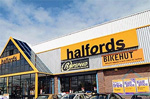 Halfords To Cut Staff At UK Head Office
