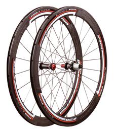 Lightweight FSA wheelsets