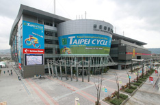 2nd Stage for Nangang with 22nd Taipei Cycle
