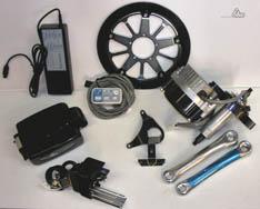 Sunstar e-Bike Kit