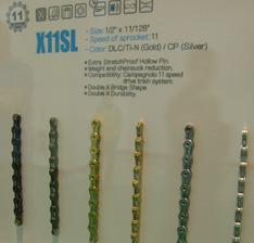 KMC 11-Speed Chain