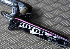 Successful Giro Debut of Rotor 3D Cranks