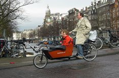 Amsterdam: More Trips by Bike than by Car