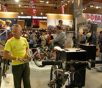 Eurobike Closes in Positive Mood, But