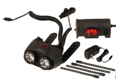 Q-Lite's New Compact Lighting Package