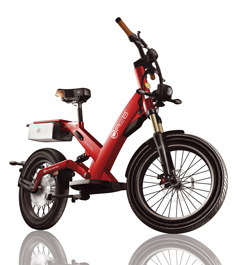 Ultra Motor Launched e-Scooter