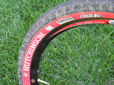 Hutchinsons Newest All Round MTB Tyre