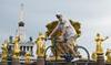 東歐自行車產業遭受雙倍重撃