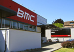 BMC Lifts Secrets on Carbon Frame Production